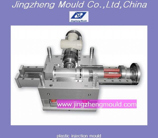 Plastic Injection Pipe Fitting Mould Zhejiang Taizhou