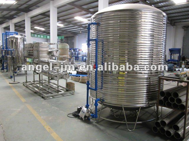 5T water tank(SUS 304)/water container/ pure water tank/ raw water tank/ Tanks for water line
