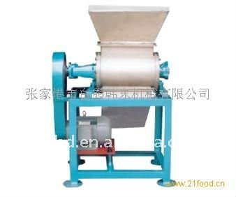 carrot juice processing machine