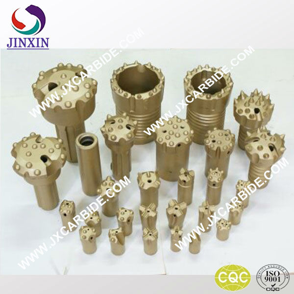 good quality tapered tungsten carbide button drill bit